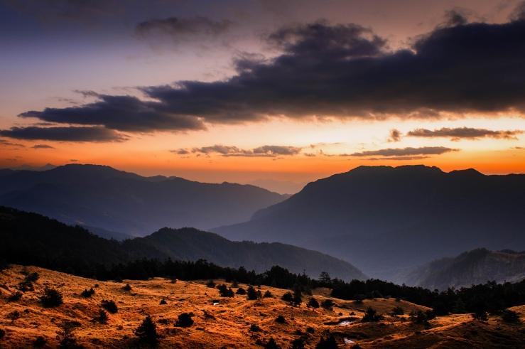 Cingjing Sunset