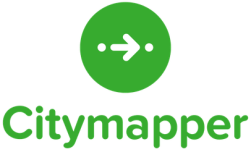 citymapper Green Logo
